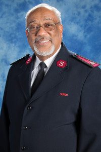 Major Maurice Smith (R)